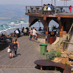 Aerial Cableway Hartbeespoort - Cable car rides with restuarant, pizza shack,kidzone play area for kids, paragliding, abseiling, function venue for parties,weddings, conferences etc.