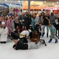 Ice Rink - Northgate & Festival Mall - The ice rink offers ice skating fun for the whole family (from tots, to teens, to moms and dads). You can book the venue for parties as well as corporate events and teambuilding activities