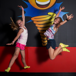 iJump  - Family entertainment and trampoline experience arena suitable for adults and kids