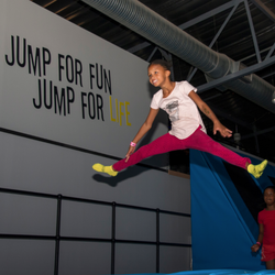 iJUMP Trampoline Arena - Family entertainment and trampoline experience arena suitable for adults and kids