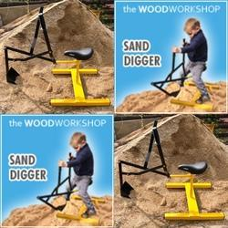 The Wood Workshop - We create imaginative and exciting jungle gyms and treehouses/playhouses.  Our sandboxes incorporate a theme around trucks, ships, tugboats and trains.  Our Kiddie's furniture is hand crafted made with style and care.