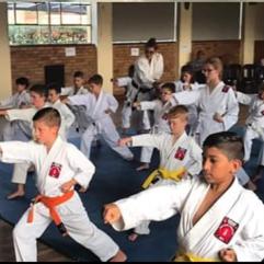 Sport - Authentic Japanese karate at Dorfman