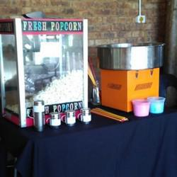 Crazy Party Foods - Party Food & catering - Popcorn, Slush Puppy, Chocolate Fountains, Hotdogs, Candyfloss, Cupcakes and more!