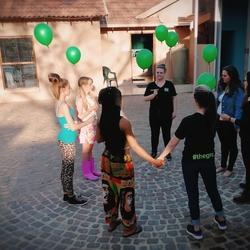The Green Room Collaboration - Drama & Performance Arts classes for kids and teens at a drama studio in Olivedale, Johannesburg North. Offering training in acting, directing, writing & physical theatre.