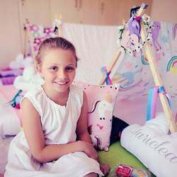 Teepee Dreamerz - Designer teepee tent parties - creating sleepover's with style and turning party dreamz into reality.  Each party is unique and reasonable packages are on offer.