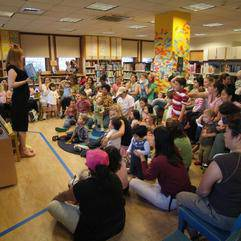 Library Programs - Roodepoort Library