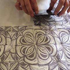 Arts/Crafts - Introduction to block printing course