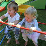 Toptots Bryanston / Randburg - An interactive program for mom and baby/toddler.
