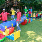 Clamber Club Parties - Sandton - Obstacle course parties with a difference! Party entertainment for children age 1-9 years.