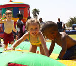 Gladiator Inflatables - We rent,manufacture,sell and repair jumping castles.