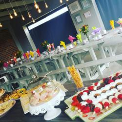 Polka Dot Place Day Venue Hire - Venue hire for Kiddies Parties / Bridal Showers / Baby Showers / Celebration Lunches