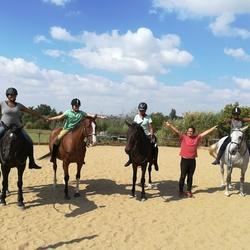 Shepherds Fold Stables - Find horse riding lessons for children and adults from 3 to 63 years! -We have experienced and caring instructors who cater for everyone.   We also offer pony parties and pony holiday camps