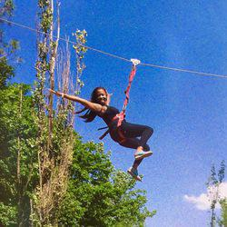 Tree Top Adventures SA - Obstacles course. family outings. zipline. picnics. team building. birthdays. kids. adventures. Holidays