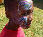 Toi-Toi Clowning  - Face painting and Balloon Modelling for parties and corporate functions.