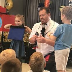 Mr Magic - Mr magic is a kiddies entertainer who specializes in magic shows for kids and adults, we also provide fun activities and games for kids parties.