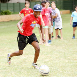 Win a place at Kings holiday camp worth R2550