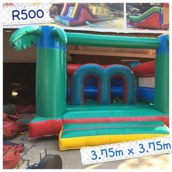 KQ Castles - Rentals of jumping castles & inflatables - FREE delivery and collection within a 10KM radius of Radiokop
