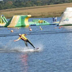 StokeCity AdventurePark - A water-sports paradise - Kneeboard, Wakeboard, Water-Ski, AquaPark, Chill & Swim Zone, beach volleyball, party venue and more