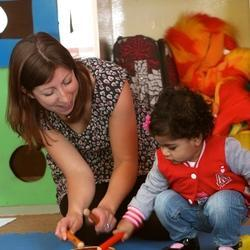 Rainbow Rhythm - Exciting baby and toddler music class for you and your little rainbow; open to all children under the age of four years old.