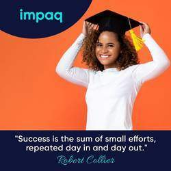 Impaq Education - We provide you with the necessary products, services and tools to enable your child to complete Grade R to Grade 12 at home. After successful completion of Grade 12, Impaq candidates qualify to receive a National Senior Certificate (NSC).
