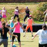 Action - Wiggle Your Tails Zumbathon