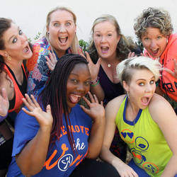 Kids Dance Parties - Dance parties with licensed Zumba® and Dance instructors. We travel to you to bring you for fun, interactive dance parties.