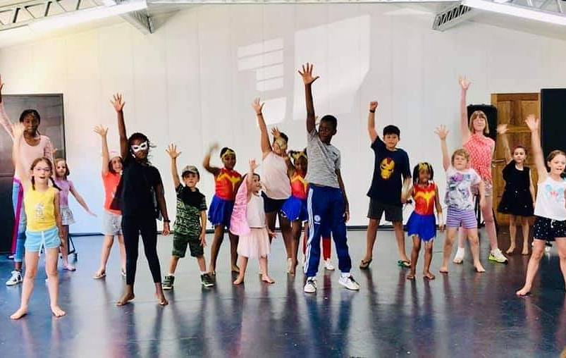 Win a place at a Musical Theatre Holiday Club worth R1250