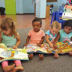 Jozi Jammers Nursery School - Christian Based Nursery School offering a well balance Pre School Education for ages 14months to Grade 0.