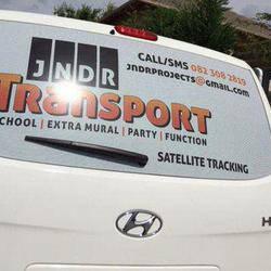 JNDR Transport - School Transport Services