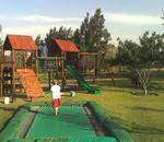 Joy Trampolines and Playground Equipment - Joy trampolines and playground equipment.
