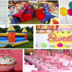 Jozi Party Hire & Events - We are a party equipment hire company for all functions including jumping castles, popcorn machines, tables and chairs, mascots, helium balloons, face painters and more