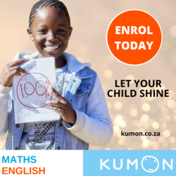 Kumon Education SA - Maths and English learning programmes in ALL AREAS of Gauteng
