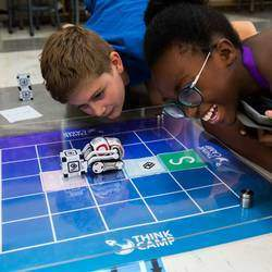 Think Camp - SA's Tech Camp for Kids & Teens - Learn coding, robotics and game design with Think Camp. From JavaScript and Python to Robotics and Game Design, Think Camp ensures kids and teens thrive in the high-tech world of tomorrow