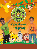 Jungle Tots Playgroup  - Educational playgroup, creche, pre-school, playgroups, stimulating, educational, fine motor skills, gross motor skills, child development