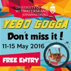 Wits University Event _ Yebo Gogga