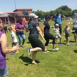 Junior Jive - South African Music and Movement programme for children 0 to 8 year olds