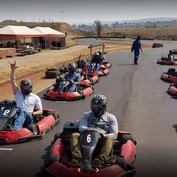 Kartzone - South Africa's newest rental karting facility. Go-karting for teens and adults, corporate functions, team building and more. We also have a fantastic restaurant on site.