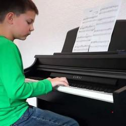 Keys to Music Studio - Piano (and Keyboard) lessons..Beginners to Advanced.  Children and Adults.