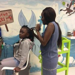 Kiddocut Fourways and Kyalami - Kids Iceland themed hair salon, kids hairdressers. Specialise in all hair types