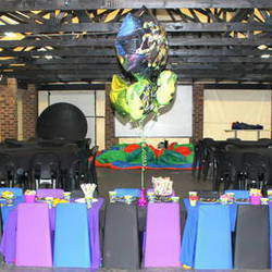 Kiddos Parties & Supplies - We will take the hassle out of planning your little one's party off your hands. We do home setups, setups at venues and we have our own venue; personalized service as we do everything ourselves.