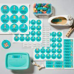 Kidico - Reward Stickers, Personalised Labels, Iron On Labels, Educational Magnets, Photo Magnets, Fridge Magnets, Magnetic Invitations