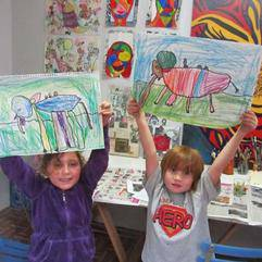 Arts/Crafts - Kids Kingdom Art Class