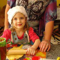 Kids Kitchen  - Cooking party, kids kitchen, culinary experience, children, parties, fun, entertainment, cake, birthday party