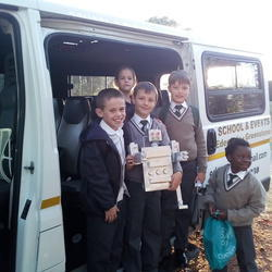 School & Events Shuttle Service - Scholar Transfers from Edenvale to Jeppe Girls High & Jeppe Boys High