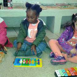 Kindermusik with Cathy Anne - Brain development through music & movement, early childhood music and movement program for children.