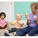 Kindermusik with Tracey (BA Child&Fam. Psych.) - Passionate and expert  Music and Movement  teacher for infants, toddlers, preschoolers and young children. Prepare your child for school and life. Enhance all areas of your child's development while having fun and bonding together
