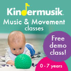 Kindermusik with Tracey