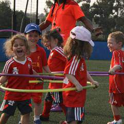 soccer - Sandton Warriors soccer school (3-6yrs)
