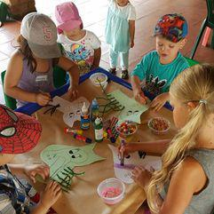 Holiday Care - Pop up playground holiday programme