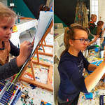 Lillian Gray Fine Arts School - Art classes, art workshop, drawing classes, kids art classes, weekly art classes.